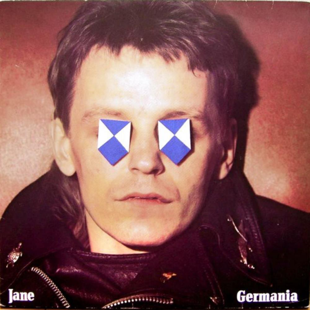 Jane - Germania CD (album) cover
