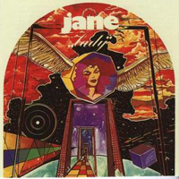 Jane - Lady  CD (album) cover