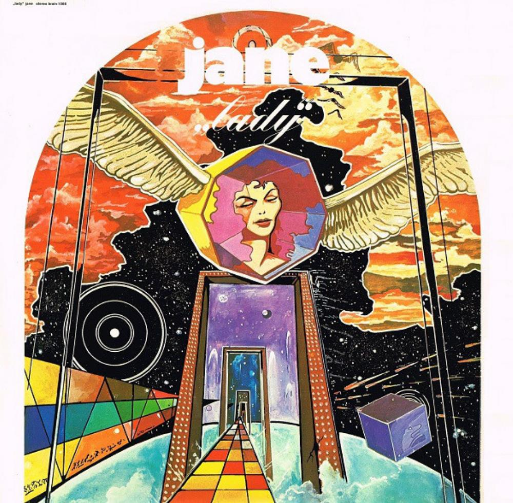 Jane Lady album cover