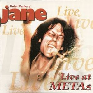 Jane Live at Meta's album cover