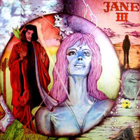 Jane - Jane III  CD (album) cover