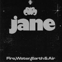 Jane - Fire, Water, Earth and Air  CD (album) cover