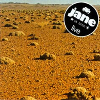 Jane - Jane At Home Live CD (album) cover