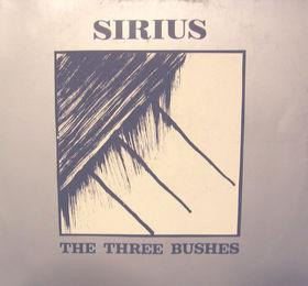 Sirius - The Three Bushes  CD (album) cover