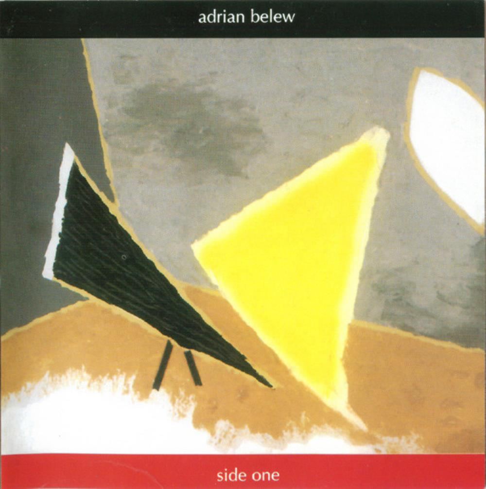 Side One by BELEW, ADRIAN album cover