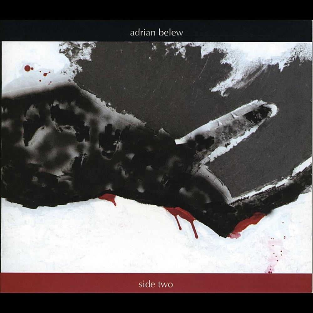 Adrian Belew - Side Two CD (album) cover
