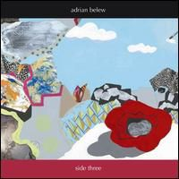 Adrian Belew Side Three album cover
