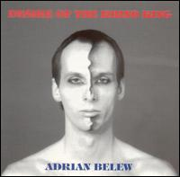 Adrian Belew Desire Of The Rhino King album cover