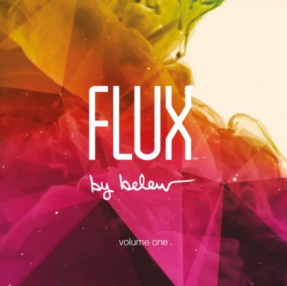 FLUX By Belew Volume One by BELEW, ADRIAN album cover
