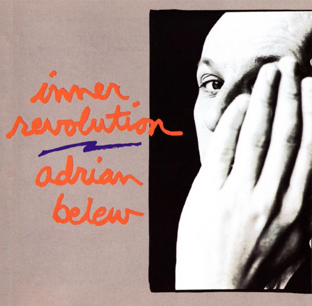 Inner Revolution by BELEW, ADRIAN album cover