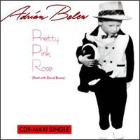 Adrian Belew Pretty Pink Rose album cover