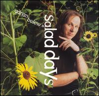 Adrian Belew Salad Days album cover
