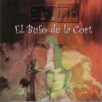 Dr. No - El Bufo De La Cort CD (album) cover