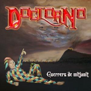Dr. No - Guerrers de Mitjanit CD (album) cover