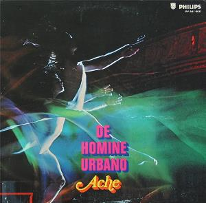 De Homine Urbano by ACHE album cover