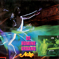 De Homine Urbano + Green Man by ACHE album cover