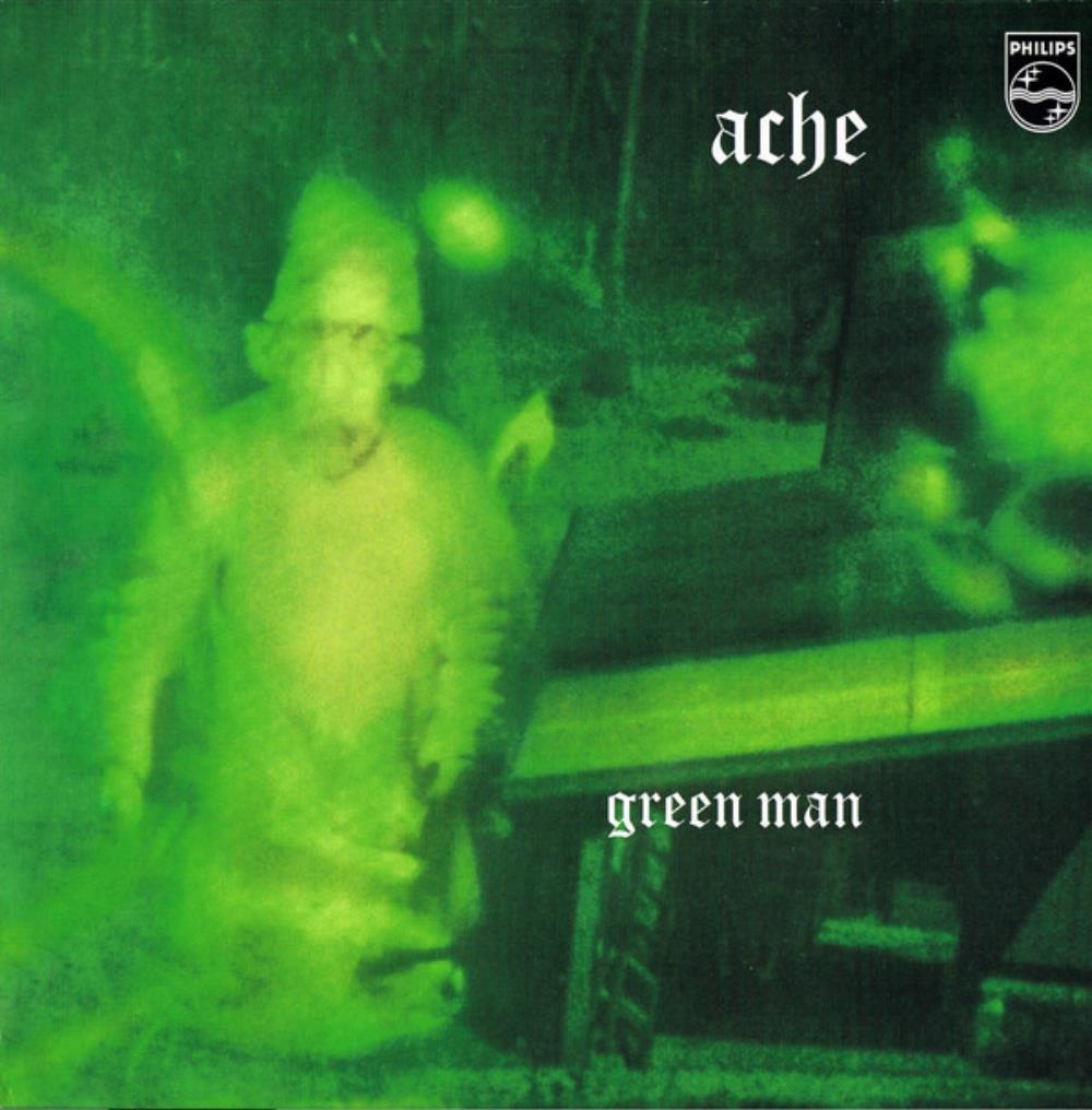 Green Man by ACHE album cover