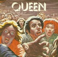 Queen Spread Your Wings / Sheer Heart Attack album cover