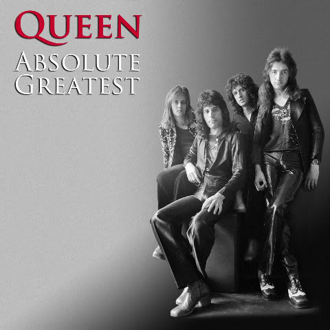 Queen - Absolute Greatest CD (album) cover