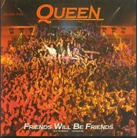 Queen Friends Will Be Friends / Seven Seas of Rhye album cover