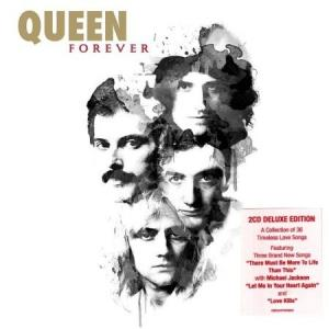 Queen Forever album cover