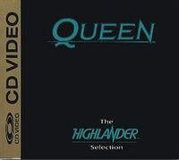 Queen The Highlander Selection album cover