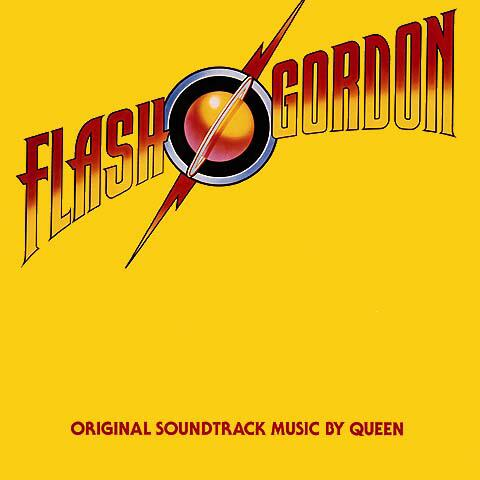 Queen Flash Gordon (OST) album cover