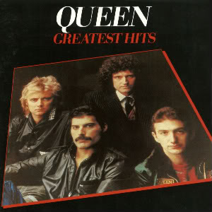 Queen - Greatest Hits CD (album) cover