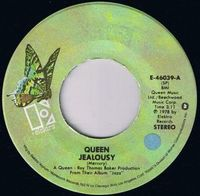 Queen Jealousy / Fun It album cover