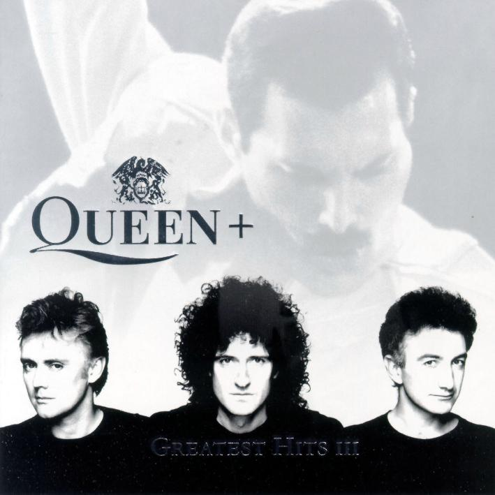 Queen - Greatest Hits III CD (album) cover
