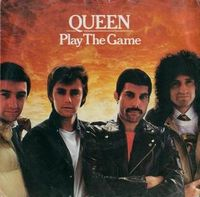 Queen Play the Game / A Human Body album cover