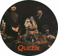 Queen A Kind of Magic [Picture Disc] album cover