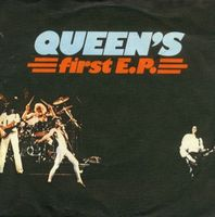 Queen Queen's First E.P. album cover