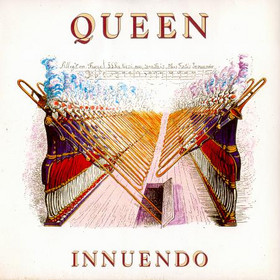 Queen Innuendo / Bijou album cover
