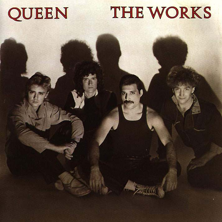 Queen - The Works CD (album) cover