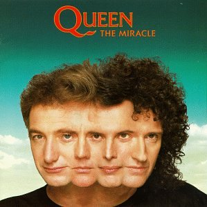 Queen - The Miracle CD (album) cover