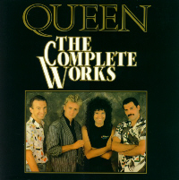 Queen The Complete Works album cover
