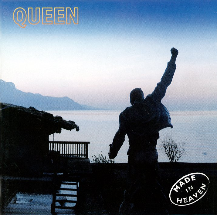 Queen Made in Heaven album cover