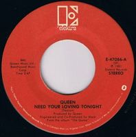 Queen Need Your Loving Tonight / Rock It (Prime Jive) album cover