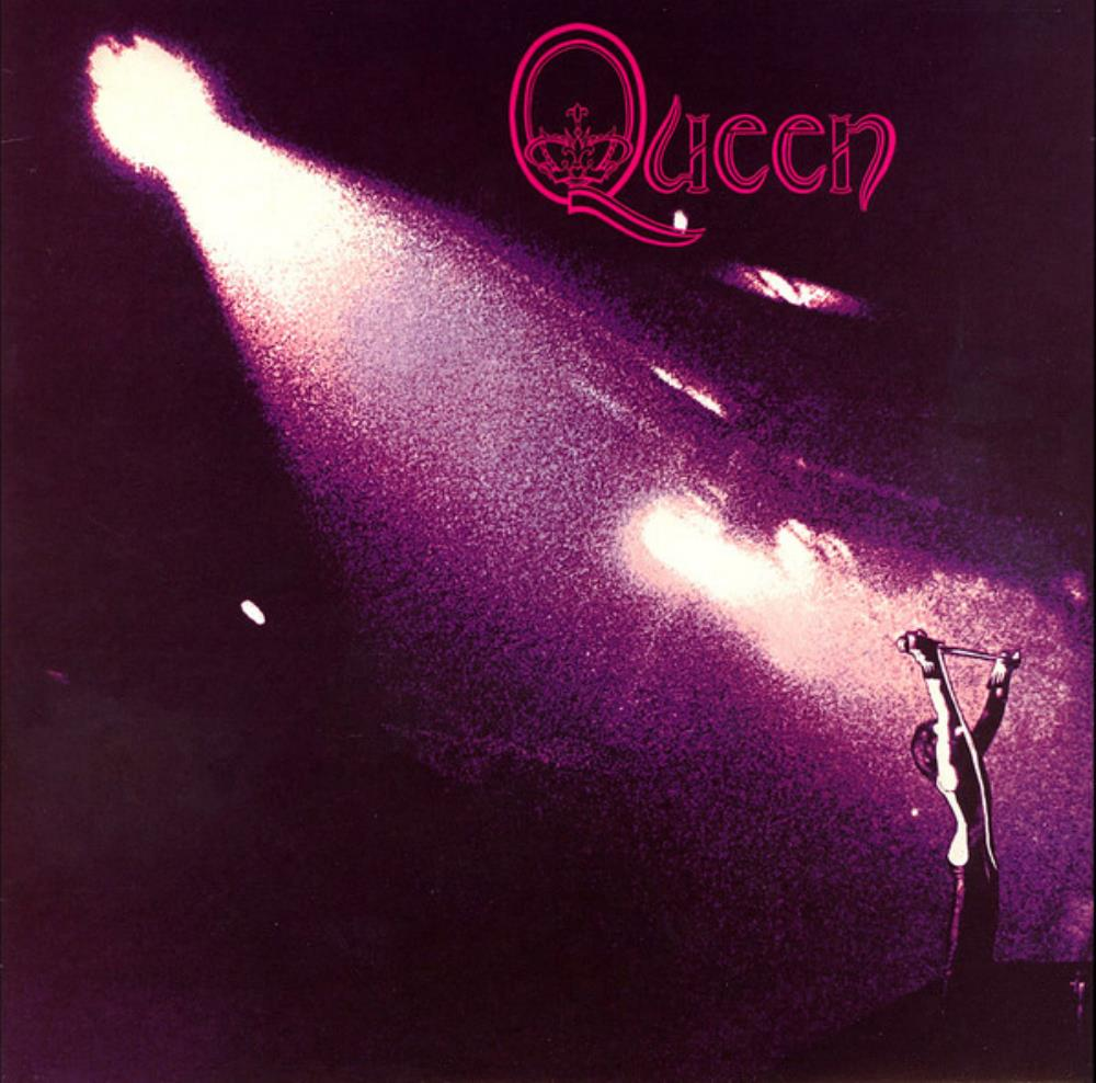 Queen - Queen CD (album) cover