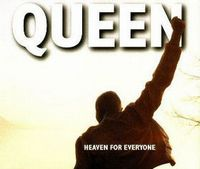 Queen - Heaven For Everyone  CD (album) cover