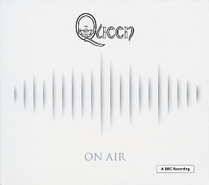 Queen - On Air CD (album) cover