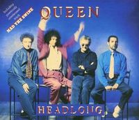 Queen Headlong album cover