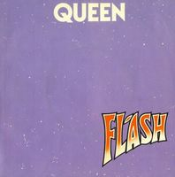 Queen Flash / Football Fight album cover