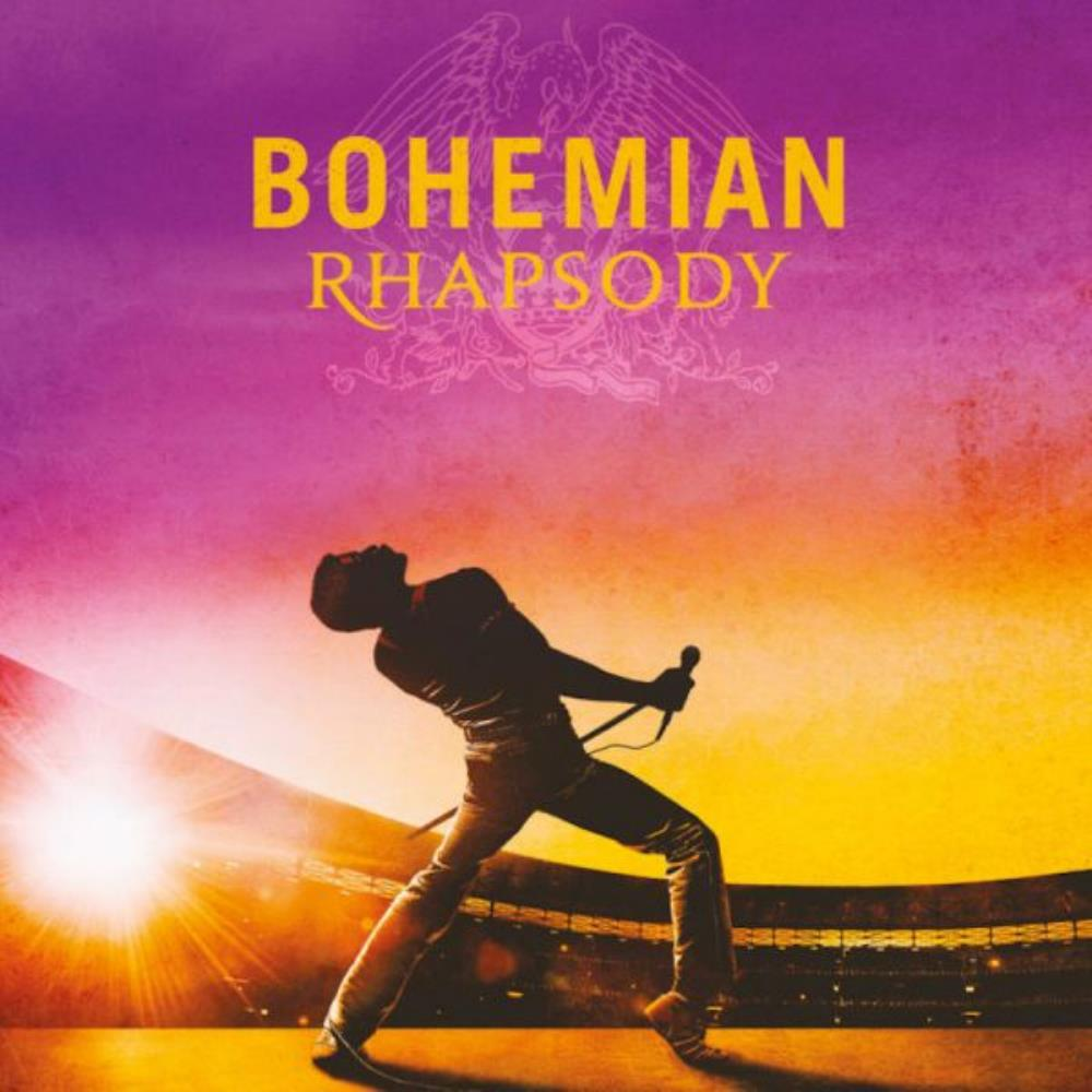 Bohemian Rhapsody (The Original Soundtrack) by QUEEN album cover