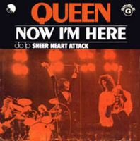 Queen - Now I'm Here / Lily of the Valley CD (album) cover