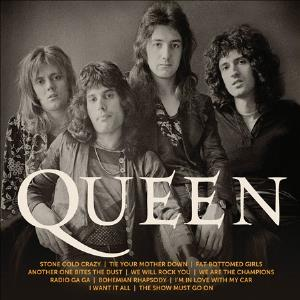 Icon by QUEEN album cover