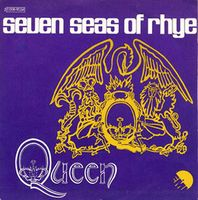 Queen Seven Seas of Rhye / See What a Fool I've Been album cover