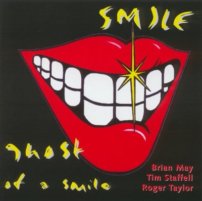 Queen Smile: Ghost Of A Smile album cover