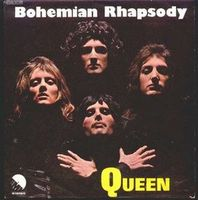 Queen Bohemian Rhapsody / I'm in Love With My Car album cover